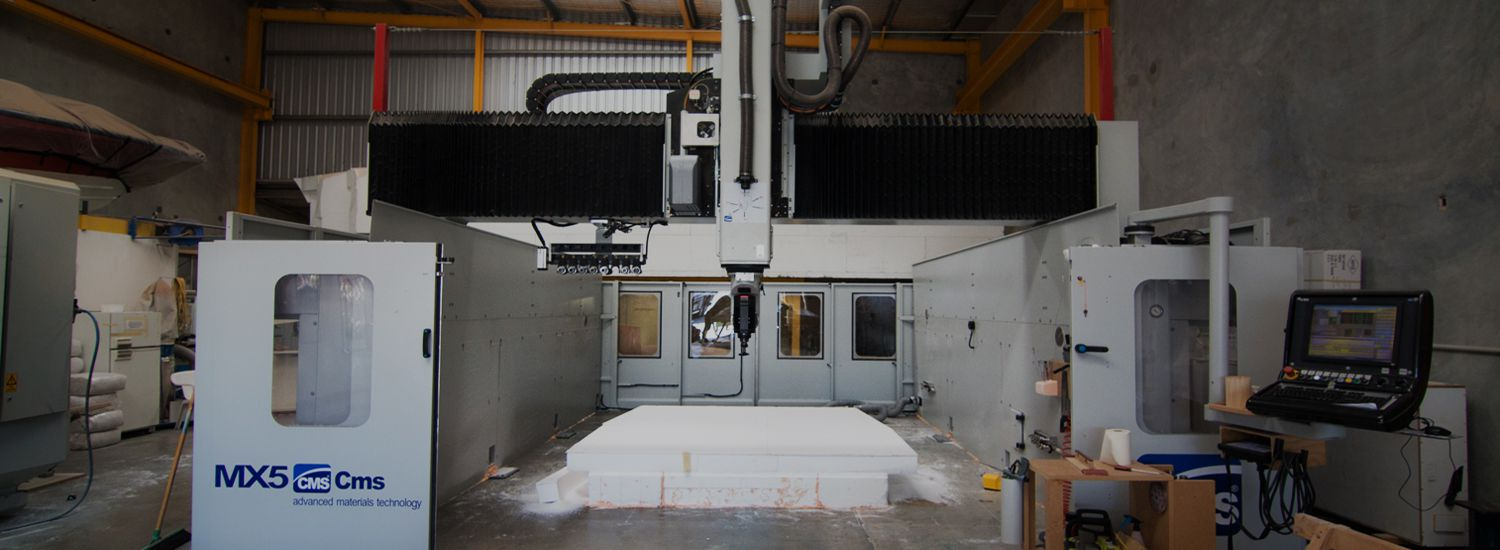 Machining Services Fiberglass CNC Perth