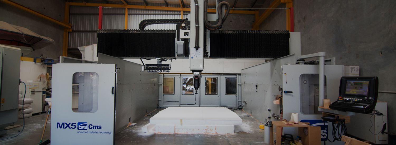 Machining Services Fiberglass CNC Perth