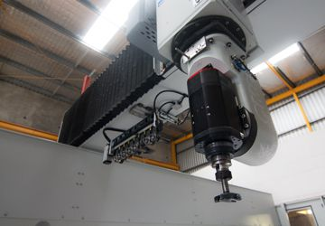 Machining Services Hardy board CNC Perth
